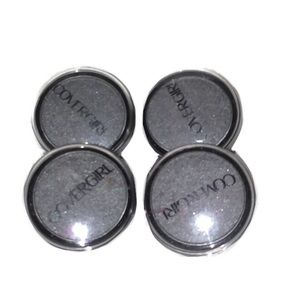 4 CoverGirl Flamed Out EyeShadow Pods Charcoal